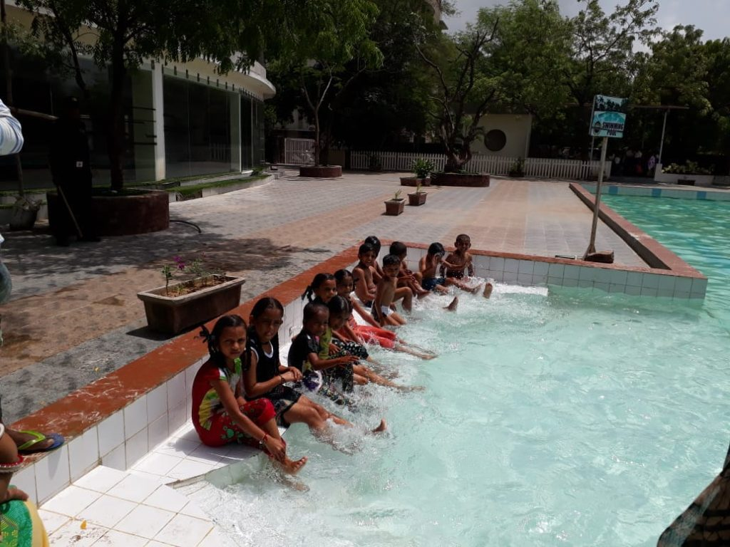 Weekly Swimming Classes