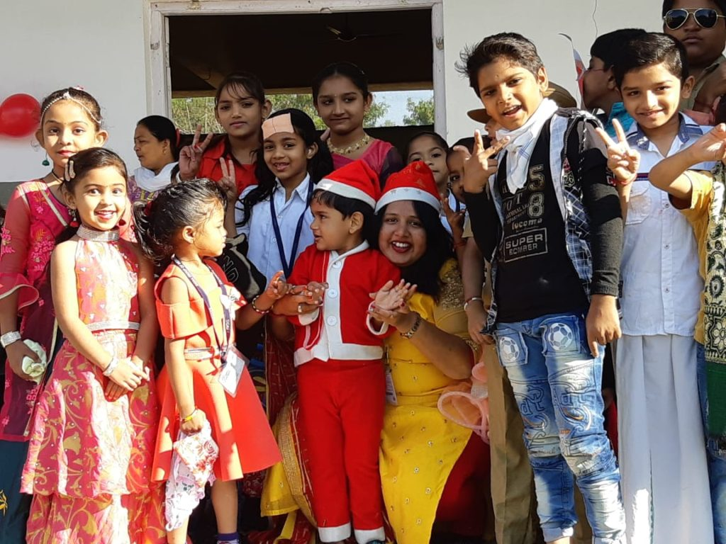 Christmas Celebration and Fancy Dress Competition 2018